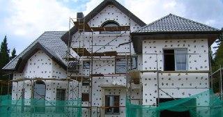 Фасадные работы Москва цена от 263 руб. м2